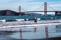 Fishing the Golden Gate