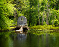 The Old Manse Boat House